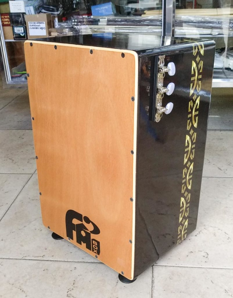 FaBox Cajon made in Colombia