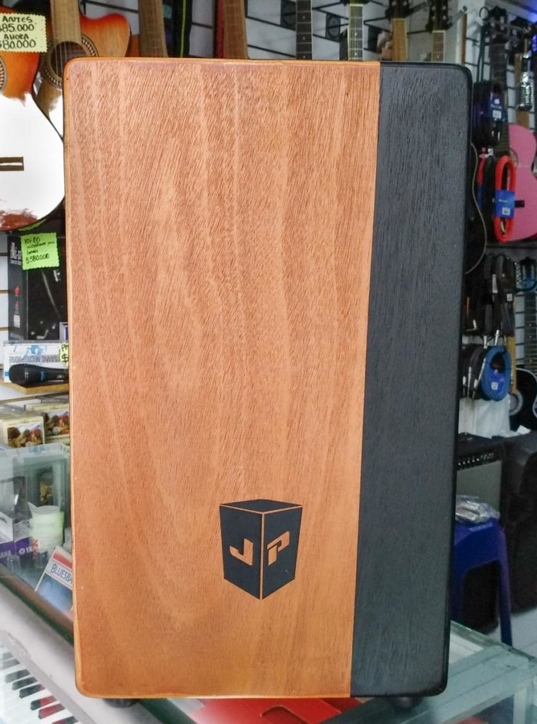 JP Cajon made in Colombia